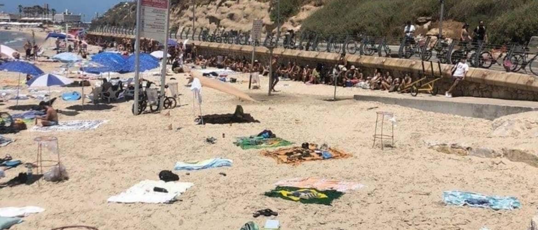 Izrael – hétköznapok rakétatűzben
