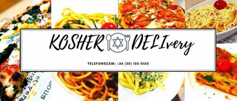 Szerdától a Kosher Deli étterem is bezár, de házhoz szállítják a finomságokat