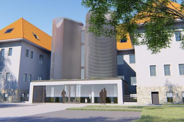 Építési engedélyt kapott a Mazsihisz Szeretetkórháza