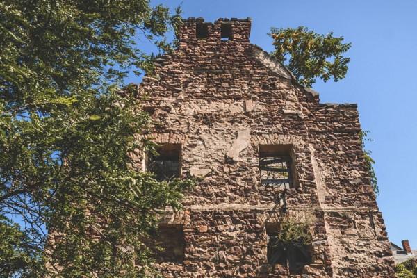 Megmenekül a teljes pusztulástól a kővágóörsi zsinagóga