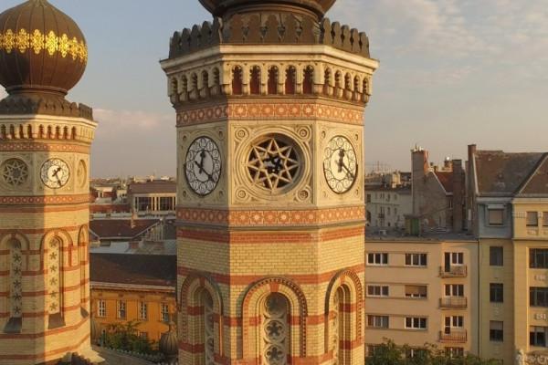 A Dohány utcai zsinagógát 160 éve adták át