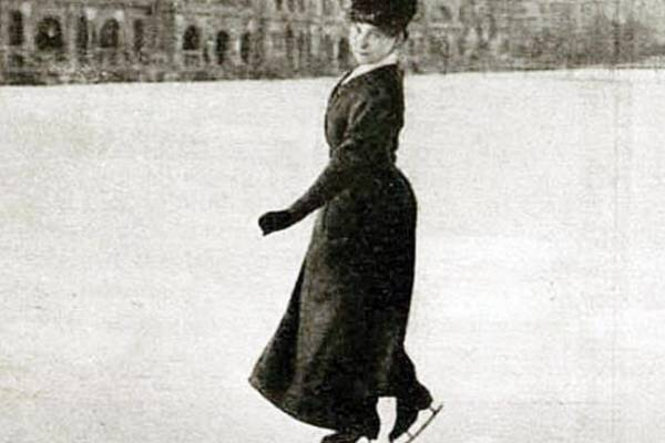 A műkorcsolyázás magyar úttörője: 130 éve született Kronberger Lili, a magyar sport első világbajnoka