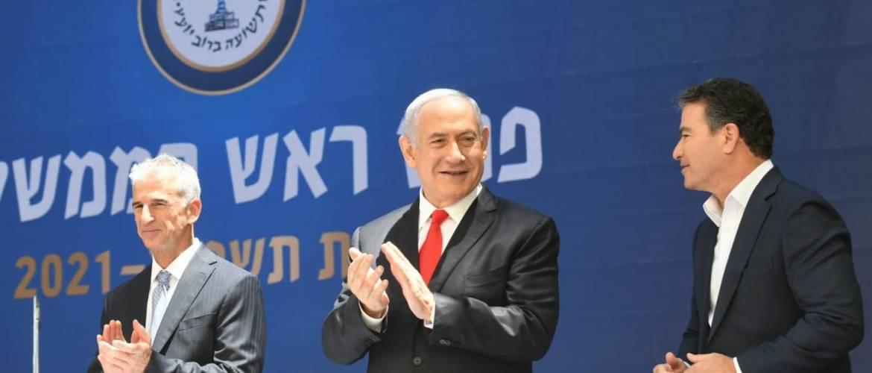 Netanjahu a Moszadnál: Hozzátok képest James Bond egy balfácán