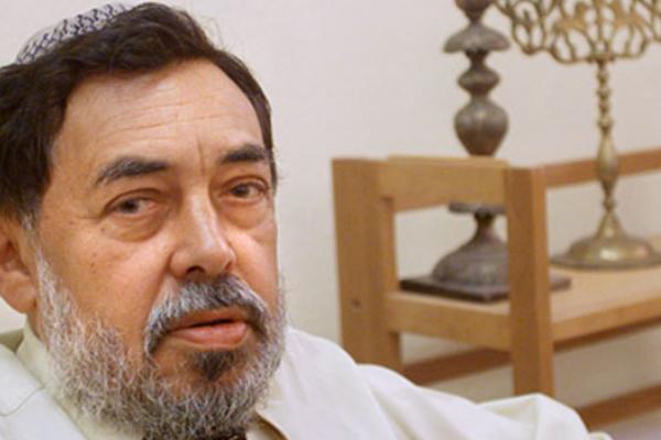 Nagy elődeink. Dr. Raj Tamás főrabbi (1940-2010)