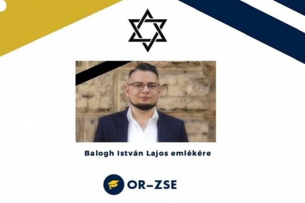 Újlipótváros zsidó emlékei – online konferencia az OR-ZSE közösségszervező szakos hallgatóinak szervezésében