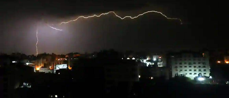 Izrael ma hajnalban keményen visszavágott a Hamásznak