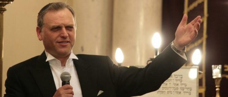 Shmuel Barzilai főkántor koncertje a Hegedűs utcai zsinagógában | Mazsihisz