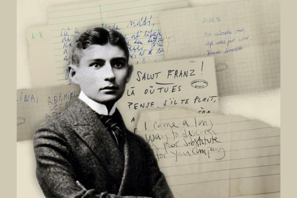 Mostantól az interneten is elérhető Franz Kafka Izraelben őrzött irodalmi hagyatéka