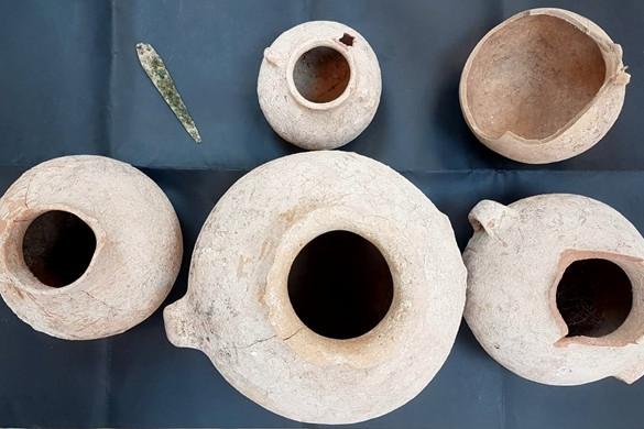 Izraelben 4500 éves leleteket találtak – véletlenül