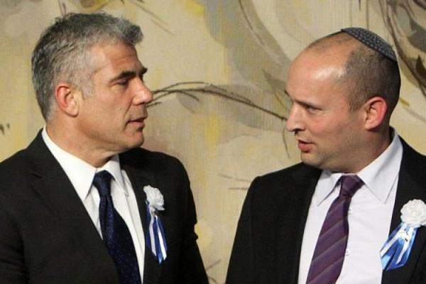 A Jobbra párt csatlakozásával Lapid-Bennet kormány körvonalazódik Izraelben