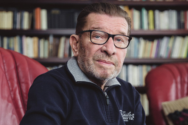 Meghalt Győrffy Miklós újságíró, egyetemi tanár