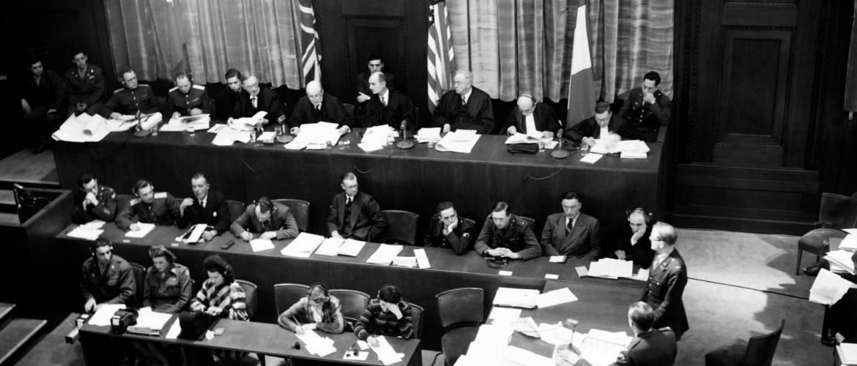 75 éve történt: megkezdődtek a nürnbergi perek