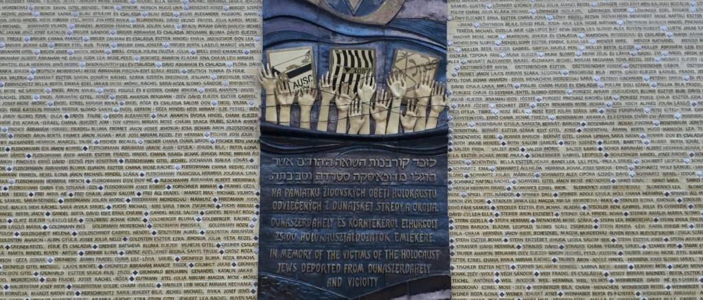 Volt egyszer egy zsidó város: Dunaszerdahely