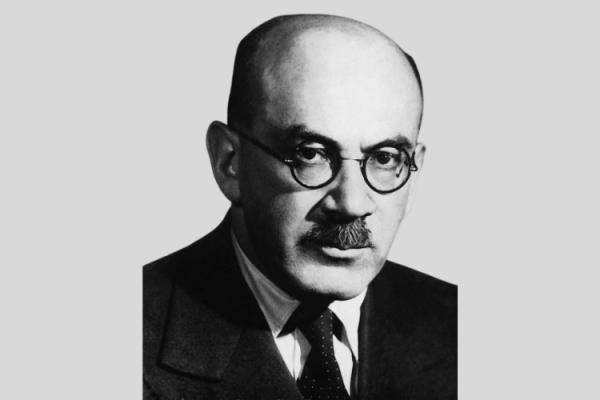 Magyar zsidó arcképcsarnok: Szabolcsi Bence (1891-1973)