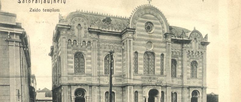 Megújul a zsidó zarándokház Sátoraljaújhelyen