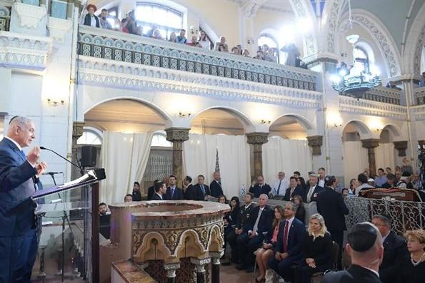 Újabb antiszemita incidens Litvániában