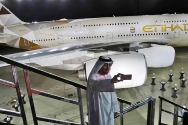 Napi járatot indít Tel-Aviv és Abu Dhabi között az Etihad