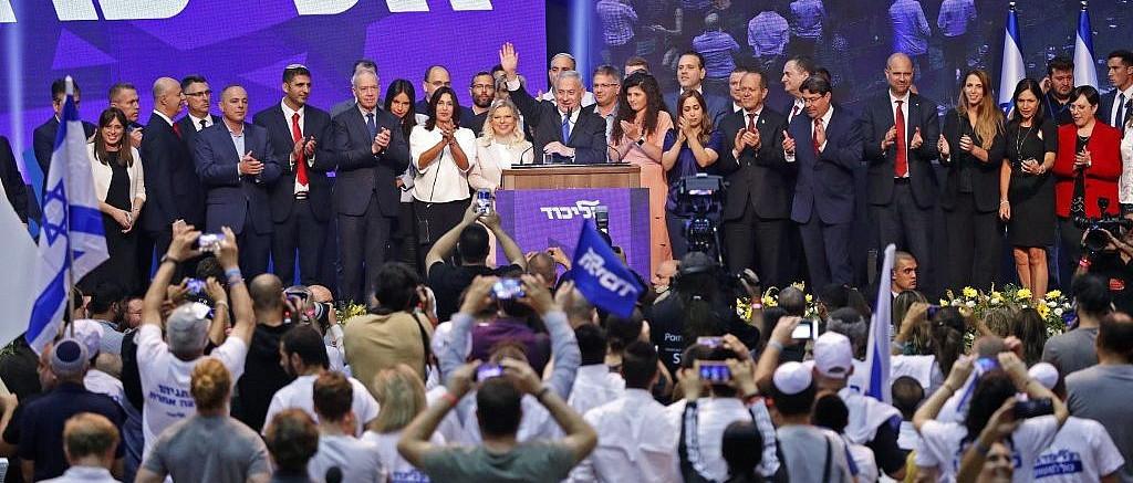 Netanjahu: Izraelnek erős, stabil és cionista kormányra van szüksége