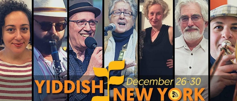 Jiddis kulturális fesztivál Amerikából online