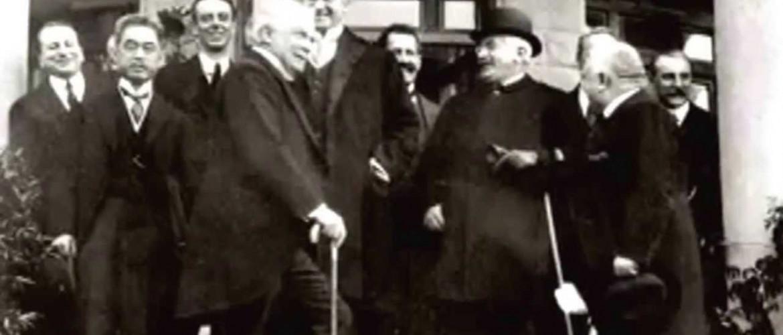 Száz éve volt az Izraelt megalapozó San Remo-i tanácskozás