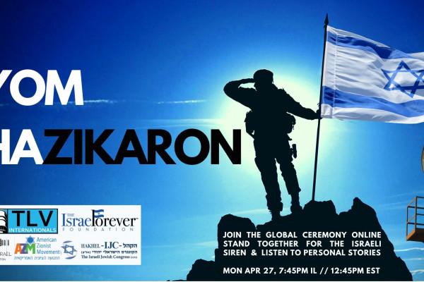 Ma: a hősökre és áldozatokra emlékezünk a zsidó világban