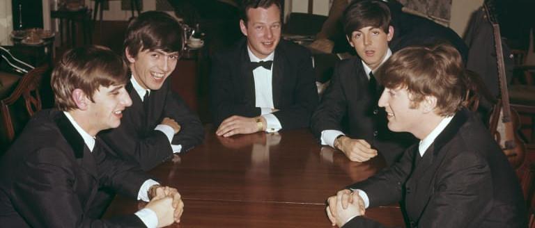 Ma lenne 85 éves Brian Epstein, a Beatles menedzsere