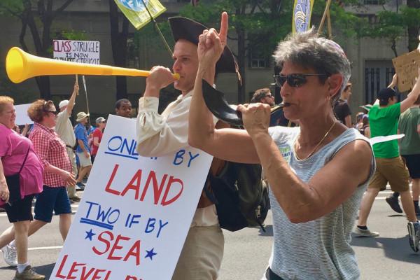 Az őszi ünnepek és a klímaválság: rabbik határok nélkül a Földért