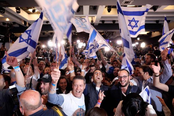 Netanjahu – Ganz: A kézfogás megvolt, az egyezség nem