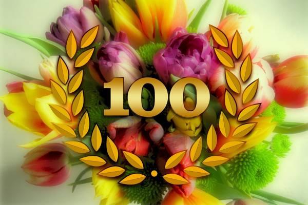 A Szeretetkórház 100 éves lakóját köszöntötték mai születésnapján