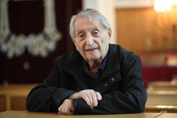 Százhat évesen meghalt a legidősebb osztrák holokauszttúlélő