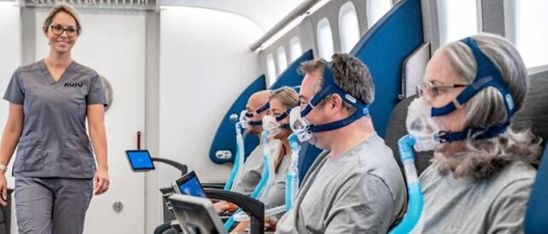 Izraeli tudomány: oxigénterápiával megállítható az öregedés