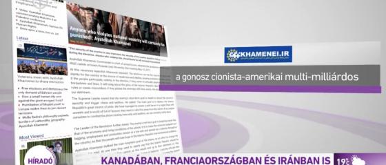 Magyarországon nem bűn sem zsidónak, sem cionistának lenni