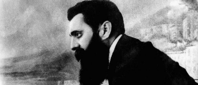 Ha akarjátok nem mese – 160 éve született Izrael megálmodója Herzl Tivadar
