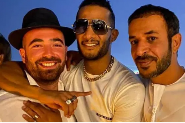 Botrány lett az arab-zsidó közös szelfiből Egyiptomban