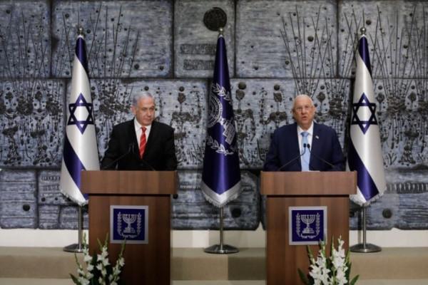 Benjámin Netanjahut kérte fel kormányalakításra az izraeli államfő