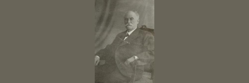 Magyar zsidó arcképcsarnok: Mahler Ede (1857-1945) | Mazsihisz