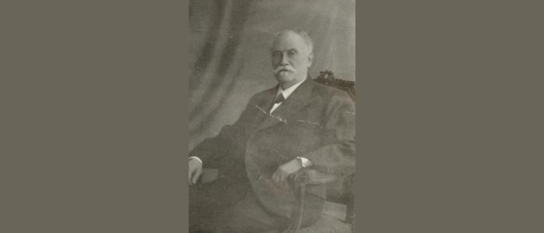 Magyar zsidó arcképcsarnok: Mahler Ede (1857-1945)