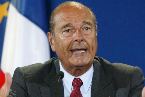 Búcsúzunk Jacques Chiractól, az üldözött zsidó nép barátjától