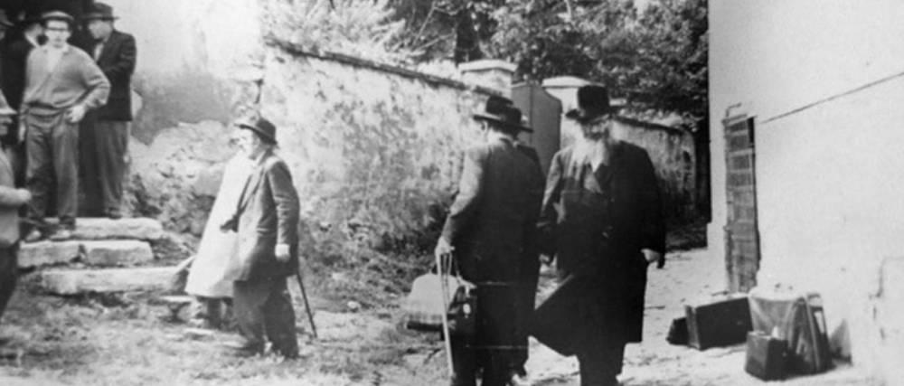 E világok innen és túl – a zsidó zarándoklatok szokásainak történeti jellege | Mazsihisz