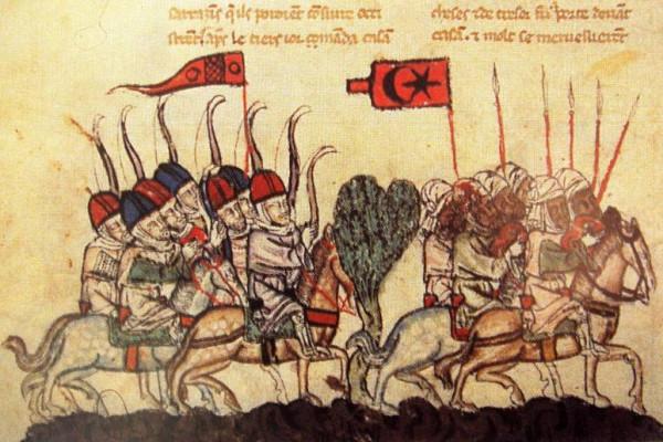 Emléktábla II. András magyar királynak Galileában