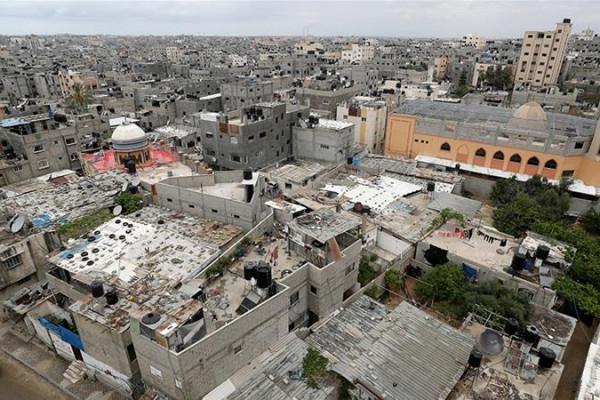 Egy hónap szünet után ismét rakétát lőttek Izraelre a Gázai övezetből