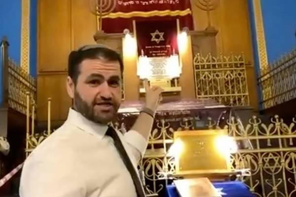 Balla Zsolt lesz száz év óta az első tábori rabbi a német hadseregben