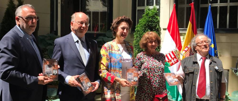 A spanyol diplomata | Mazsihisz