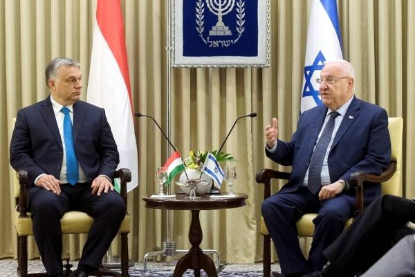 Demeter-ügy: Frölich főrabbi Orbánnak, az Izraelinfo egyik vezetője Rivlinnek írt