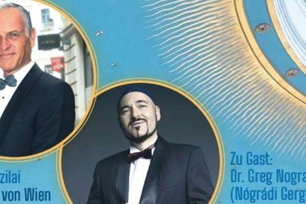 Nagyszabású online kántorkoncert Bécsből