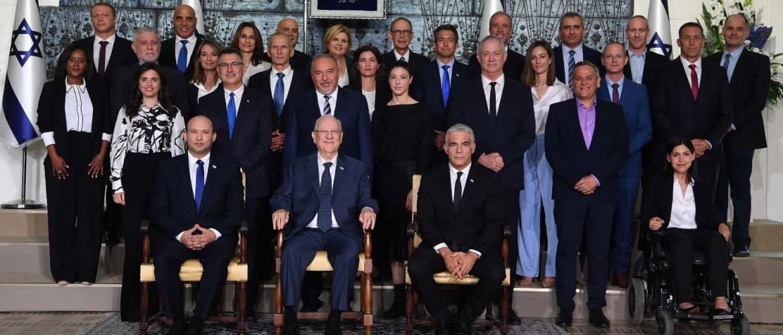 Izraeli miniszterek - magyar ősökkel