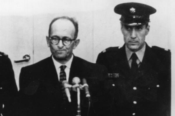 60 éve rabolta el Adolf Eichmannt az izraeli titkosszolgálat