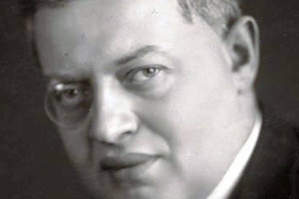 Magyar zsidó arcképcsarnok: Mohácsi Jenő író, műfordító (1886-1944)