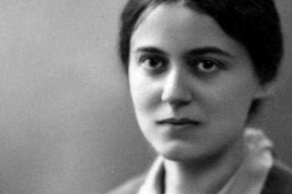Edith Stein, a zsidó lány, akiből katolikus szent lett