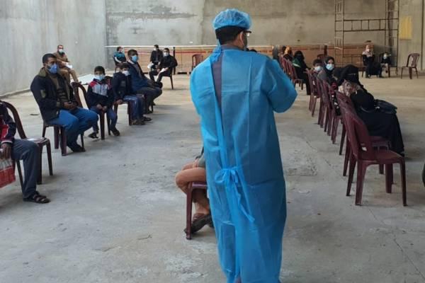 Arab-izraeli orvosok segítenek a Gázai övezetben a koronavírus-járvány leküzdésében